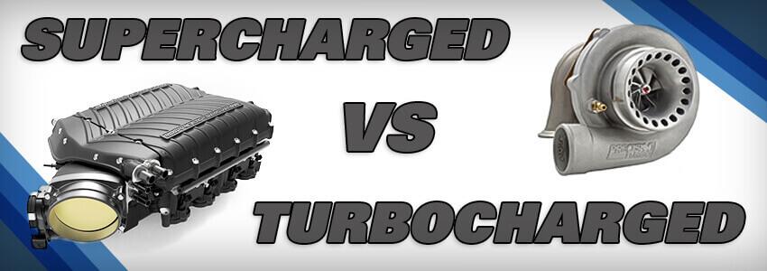 تفاوت توربو شارژر و سوپر شارژر