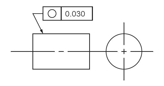 تلرانس هندسی دایروی
